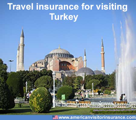 travel insurance for visiting Turkey