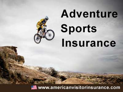 adventure visitors insurance