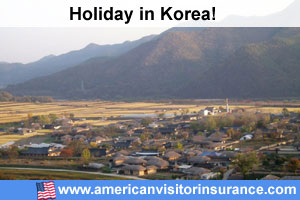 Travel insurance Korean
