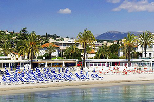Antibes Beaches