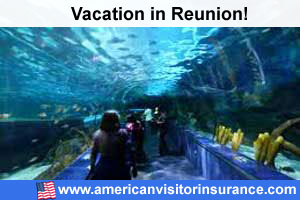 Reunion Travel insurance