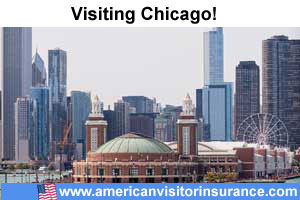 Travel insurance for Illinois