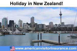 Travel insurance for New Zealand