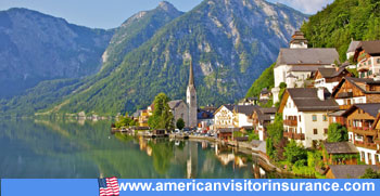 Travel insurance for Austria