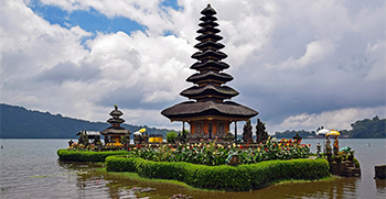 Travel insurance for Indonesia