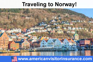 Buy travel insurance for Bergen Norway