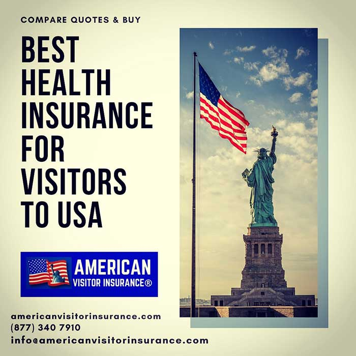 Best health insurance for visitors to USA