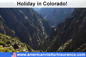travel insurance Colorado