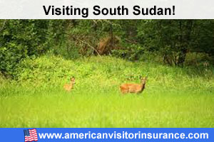Travel helath insurance for South Sudan