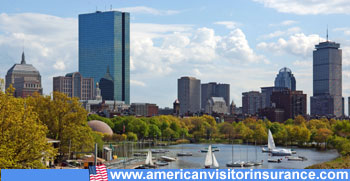 Travel insurance for Boston