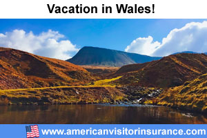 Wales travel insurance