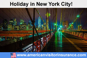 Travel insurance New York City