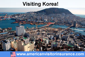 Buy travel insurance for Korean