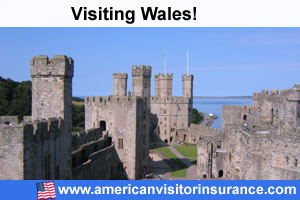 Buy travel insurance for Wales