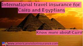 International insurance for Cairo citizens