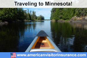 buy visitor insurance for Minnesota