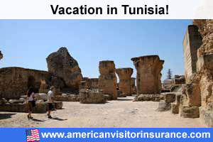Travel healtha insurance for visiting Tunisia