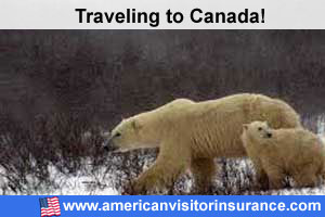 Buy visitor insurance for Canada