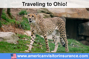Travel insurance for Ohio