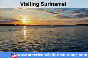 Buy travel insurance for Suriname