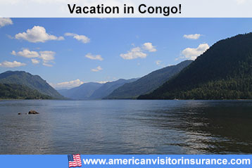 Travel insurance for Congo