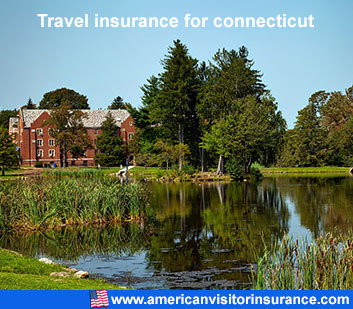 travel insurance for Connecticut