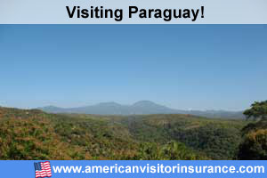 Buy travel insurance for Paraguay