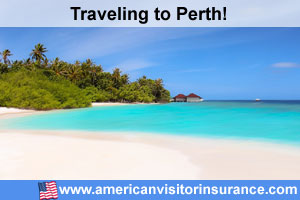 Buy visitor insurance Perth