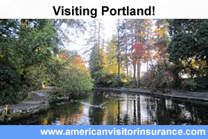 Buy travel insurance for Portland
