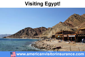 Buy travel insurance for Egypt