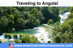 Buy visitor insurance for Angola