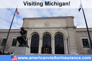 buy Travel insurance for Michigan