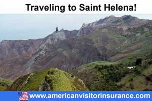 Buy visitor insurance for Saint Helena