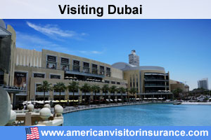 Travel insurance for Dubai