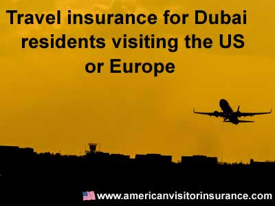 dubai residents visiting US or Europe