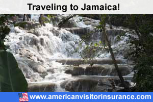 Buy visitor insurance for Jamaica