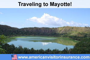 Buy visitor insurance for Mayotte