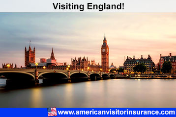 england travel insurance