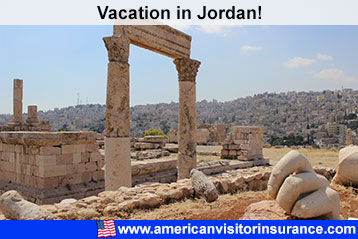 Travel insurance for jordan