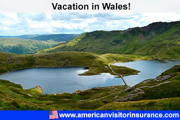 Travel insurance for Wales
