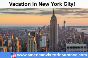 New York City travel insurance