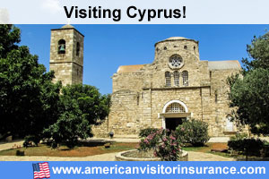 buy travel insurance for Cyprus