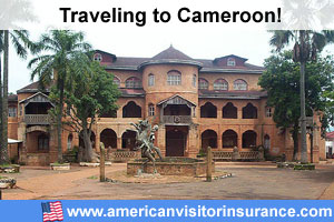 Buy visitor insurance for Cameroon