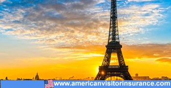 Travel insurance for France