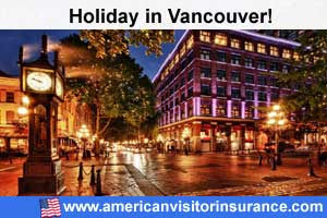 Travel insurance Vancouver
