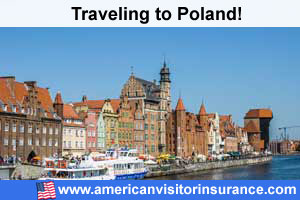 Buy travel insurance for Bergen Poland