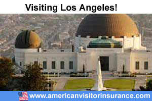 Buy travel insurance for Los Angeles
