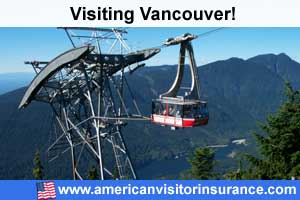 Buy travel insurance for Vancouver