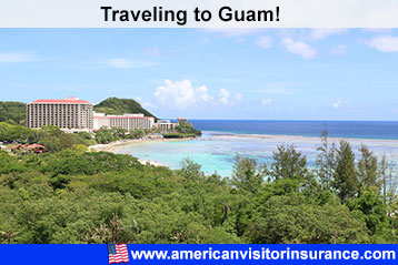 visitor insurance for Guam
