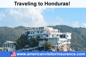 Buy visitor insurance for Honduras